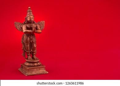Indian Gods Garuda Rudra Hanuma Ganesha