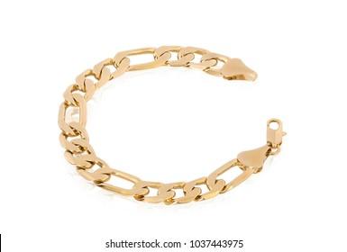 Indian gold bracelet
