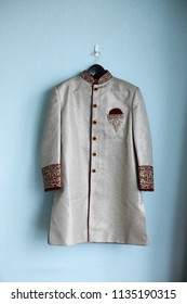 Indian groom wedding Sharwani dress