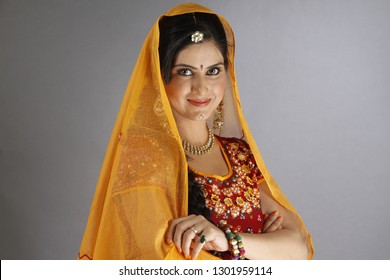 Indian Gujarati Dress