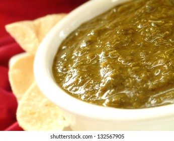 Indian Hari chutney