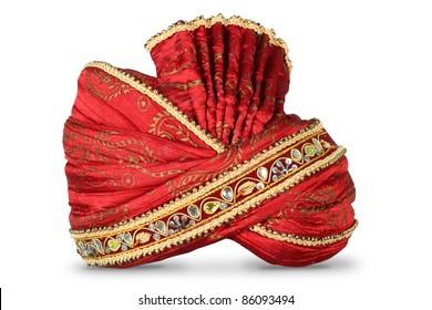 Indisches Kopfgerät für Eheschließungen / Gelegenheiten