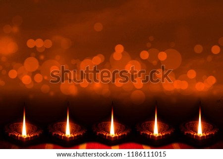 indian hindu religious concept background for ganesh puja diwali new year or pongal greeting card