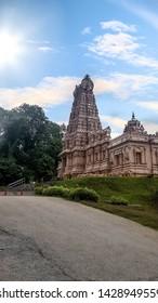 Indian Hindu Temple in Kuala Lumpur | Sri Shakti Temple