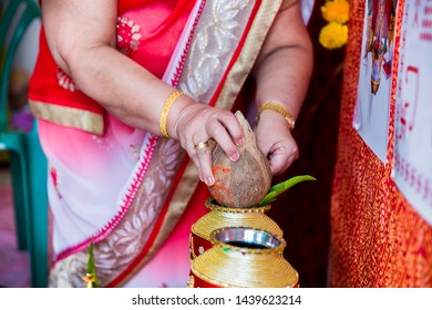 Pooja Items Images, Stock Photos & Vectors | Shutterstock