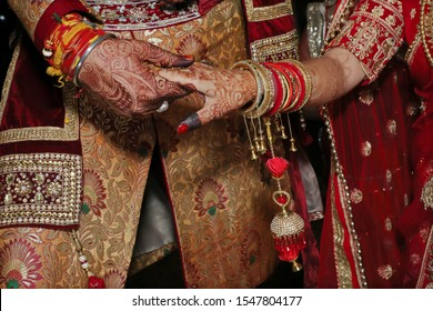 Indian Hindu wedding and Pre wedding ceremonial Rituals and Pooja items / The Promise / Wedding / Bride and Groom / Beautiful Indian Hindu Dulha and Dulhan