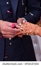 Indian Hindu wedding and Pre wedding ceremonial. The Promise  Wedding  Bride and Groom  Beautiful Indian Hindu Dulha and Dulhan