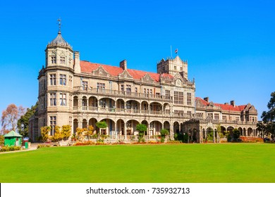 The Indian Institute of Advanced Study (before the Viceregal Lodge) is a research institute based in Shimla, India.