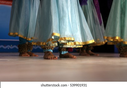 Indian  kathak dance