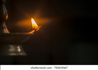 Indian Lamp or also known as Deepam