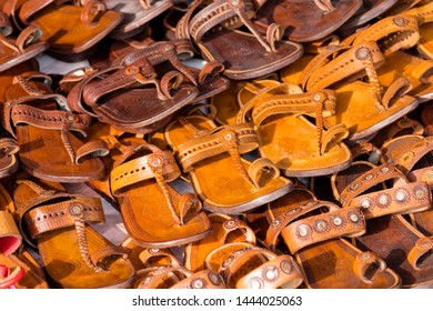 Indian Leather slippers ( foot wear )