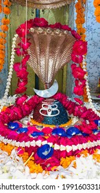 Indian Load shiva decoration with naag baba full in silver HD   Bhole shankar damru wale trisooldaari shrigaar make up flower attraction n attractive image awesome mahadev parvati maa