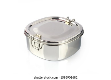 Indian made stainless steel lunch box