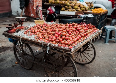 Indian market. New Delhi,India.