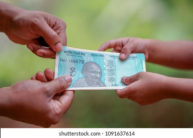 Indian new 50 Rupees   Currency Note