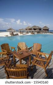 Indian Ocean. Maldives. Ari Atoll.