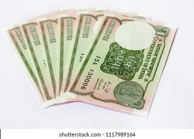 Indian one rupee