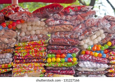 Indian paan - sweet and colourful indian chewing gum