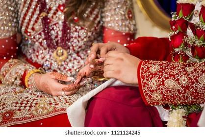 Imágenes, fotos de stock y vectores sobre Hindu Wedding