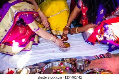 Indian Pakistani Wedding ritual