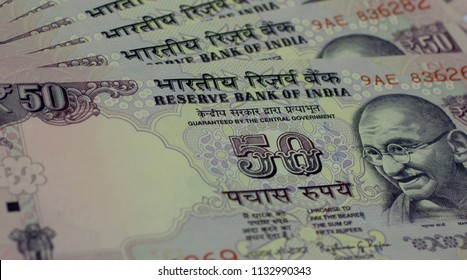 Indian paper currency