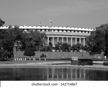 Indian Parliament House, India
