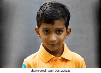 An Indian Poor Boy
