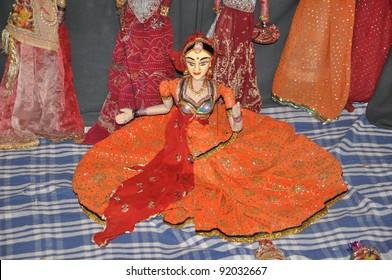 Indian Puppet Dance