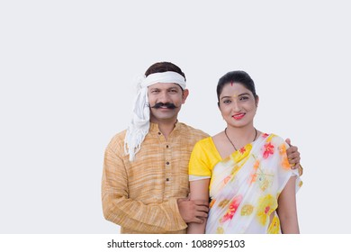 indian real couple