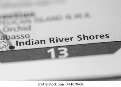 Indian River Shoes. Florida. USA