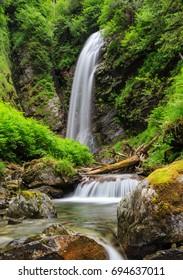 Indian River Water Fall Sitka, Alaska