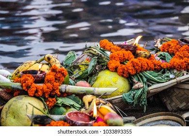 Indian river worship