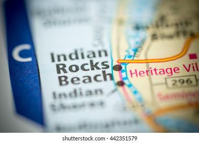 Indian Rocks Beach. Florida. USA