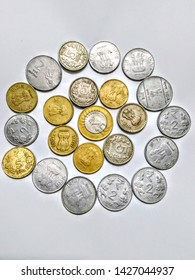 Indian rupees , Coins of india beautyfully shows an art of india.