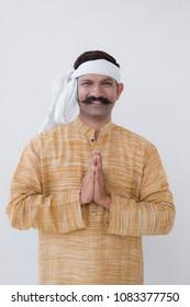 Indian Rural Farmer