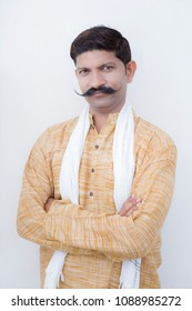 Indian Rural Portrait