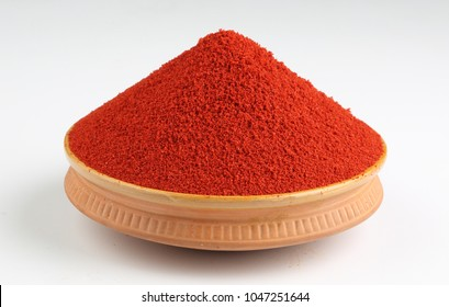 Indian spice Red chilli powder
