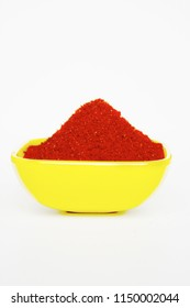 Indian spices - red chili