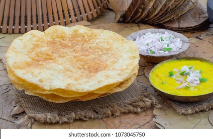 Indian Street Food Dal Pakwan