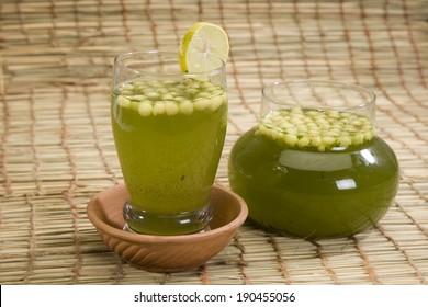 Indian Summer Drink Jaljeera