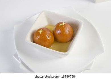 Indian Sweet Gulab Jamun