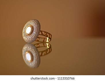 Indian tradional diamond jewellery