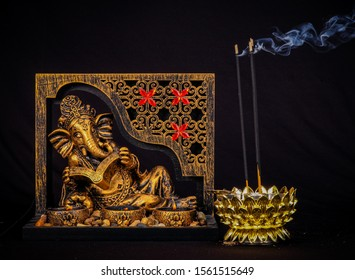 Indian tradition of Dood stick for god.