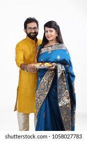 Indian traditional couple