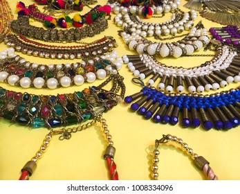 Indian traditional fashion accessories from Rajasthan