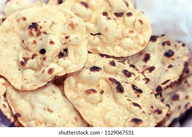 Indian Traditional Food Chapati