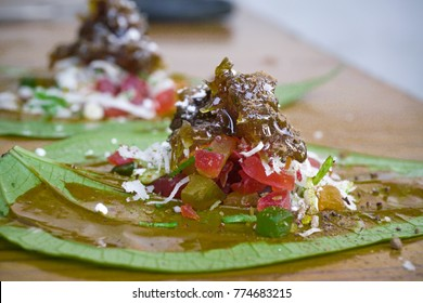 Indian traditional masala paan or meetha paan also known as beeda