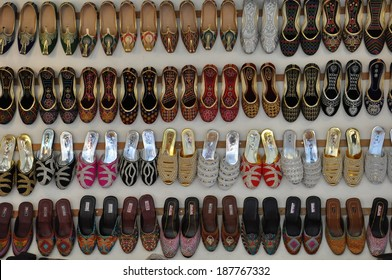 Indian Traditional Shoes