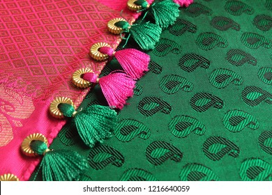 Indian Traditional Silk Saree