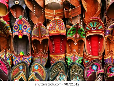 Indian traditional slippers